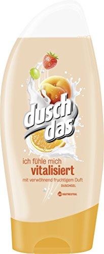 Duschdas Duschgel Vitalisiert, 6er Pack (6 x 250 ml)