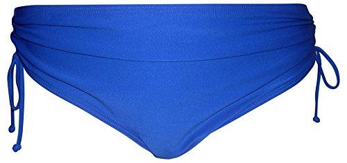 bee4bceffa44b Coco Reef Plus Size Cinch Bikini Briefs Blue Sea (3X