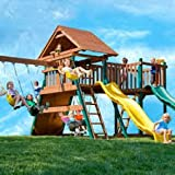 Yardline Play Systems Ultra Fortress II Playset (ships in 2 to 4 weeks; assembly not included)