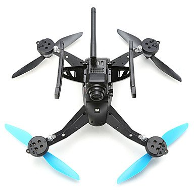 YAMEIJIA RC Drone 4CH 6 Axis 5.8G with 2.0MP HD Camera RC Quadcopter FPV/LED Lights/Failsafe RC Quadcopter/Remote Controller/Transmmitter / Camera / 360°Rolling/Access Real-Time Footage