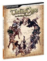Tactics Ogre Let Us Cling Together Official Strategy Guide Publisher: BRADY GAMES