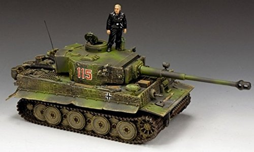 King & Country WS311 Karl Otto's Tiger 1