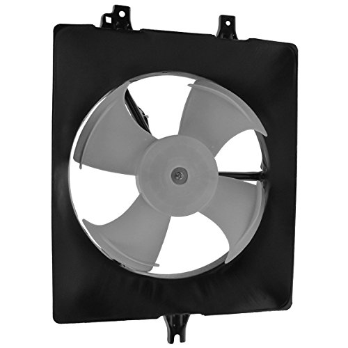 AC A/C Radiator Condenser Cooling Fan Passenger Side Right RH for TL Accord