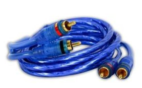 DB Link CL12Z Double Shielded Competition Series 12-Feet RCA (Shielded Competition Series Rca Y-adapter)