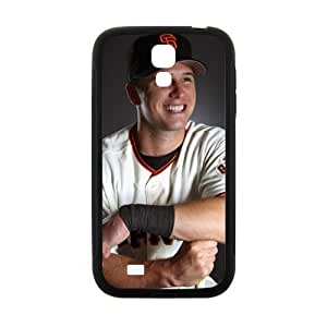 SANLSI Buster Posey Cell Phone Case for Samsung Galaxy S4