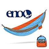 ENO - Eagles Nest Outfitters SingleNest Hammock, Portable Hammock for One, Sunshine