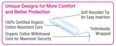 Buy tampon brand for heavy flow