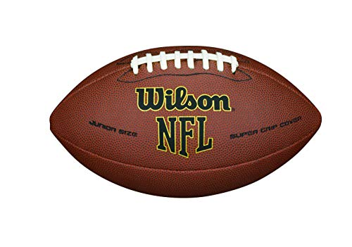 Wilson NFL Supergrip Composite Junior  Football from Wilson