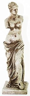 Venus de Milo Concrete Statue French Garden Sculpture