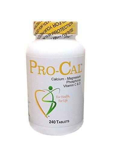 Pro-Cal - (dietary supplement) - Restless Leg? Muscle Cramps? (240)