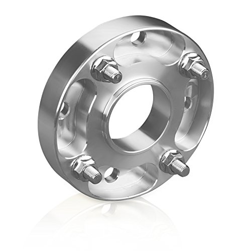 Thick 25 mm 1 Inch 2 Wheel Spacers Adapters For 4 Lug ATV UTV Fits 4x115 Yamaha: YFZ Raptor//Arctic Cat Wildcat Prowler