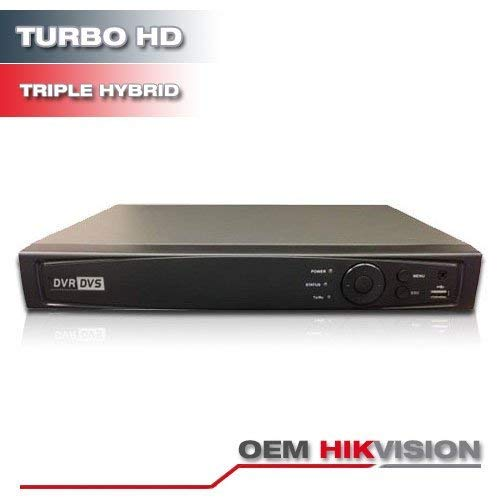 Hikvision OEM Turbo HD 16Ch Surveillance DVR System by Hikvision