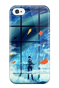 For Iphone 4/4s Tpu Phone Case Cover(original)