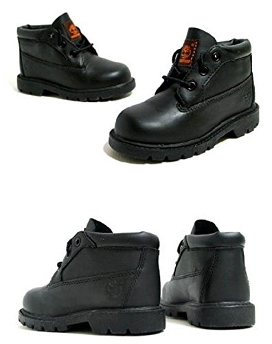 Price comparison product image Timberland Toddlers WP Chukka Boots Black 5.5