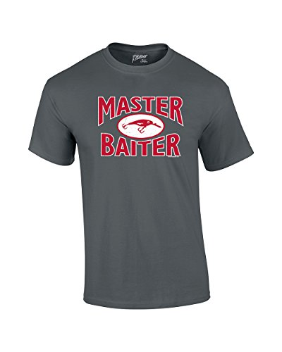 Fishing T-Shirt Master Baiter Hook (Lure T-shirt)