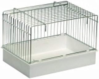 Moondown Farm Bird Bath Cage Large with hooks for Internal/External Fitting