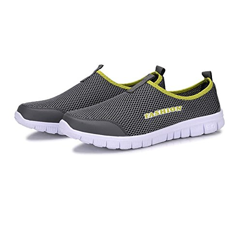 Shoes Casual impermeabilit Quick Abbinamento Uomo Slip Aqua da e Perfetto per on Mesh Drying Leggero Sandali Water Donna da 6XqHwH