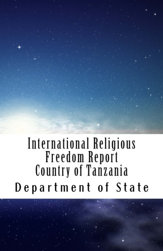 International Religious Freedom Report Country of Tanzania PDF