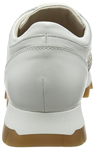 Blu Funky Blanc Basses Femme C00 bianco Sneakers Tosca zxd8x
