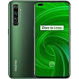 "Realme X50 Pro 5G 6.44"" 128GB 8GB RAM (GSM Only, No CDMA) International Version - No Warranty (Moss Green)"