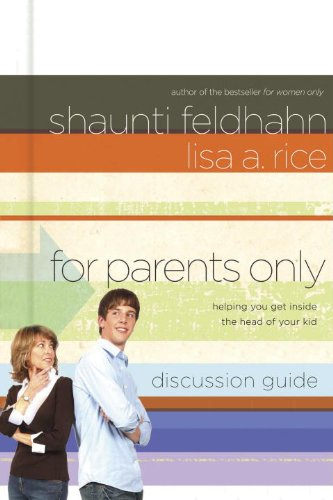 Parents Only Discussion Guide Helping