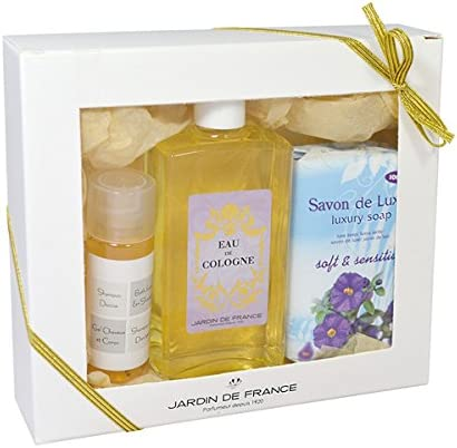 coll7 – Coffert Cadeau – Coffret Colonia – Paquete listo para abuela para Navidad: Amazon.es: Belleza