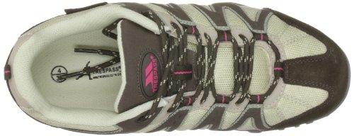 Trespass Laurie - Zapatillas de fitness para mujer Marrón