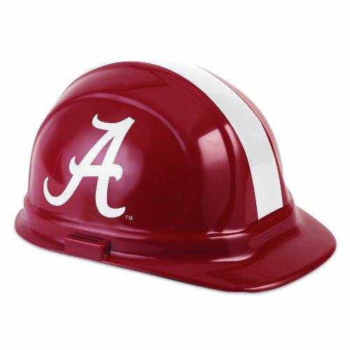 NCAA Alabama Crimson Tide Hard Hat, One Size