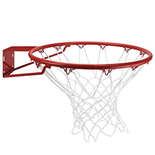 White Nylon Basketball Net by Crown Sporting Goods - Franklin The Mall Park