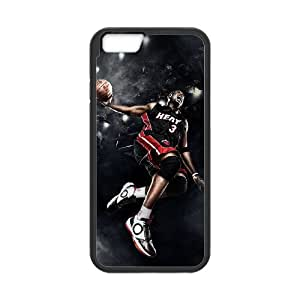 "HXYHTY Cover Shell Phone Case Dwyane Wade For iPhone 6 (4.7"")"
