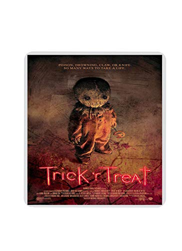 Trick 'r' Treat Mouse pad Sam Handmade Geek