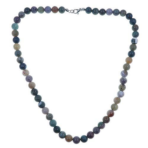 - SatinCrystals Jasper Fancy Necklace 17