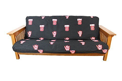 College Covers North Carolina State Wolfpack Futon Lounge...