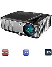 Projectoren, Full HD 1920 X 1080 Resolutie 4000 Lumen 3D LED 140W Videoprojector