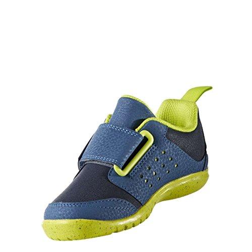 adidas Unisex Baby Fortaplay AC I Sneaker blau (Azubas/Seamso/Maruni)