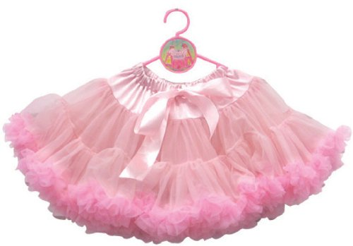 My Princess Academy / Full and Fancy PettiSkirt, Light (Cowgirl Costume At Home)