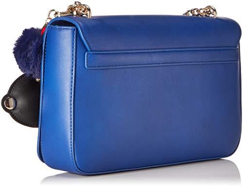 Pu Blu Cartables Love Moschino Borsa Bleu ES140q4