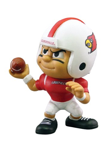 - Lil' Teammates Louisville Cardinals Quarterback NCAA Figurines