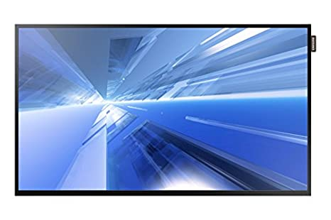 Amazon com: Samsung DC-E Series Commercial LED Displays 32