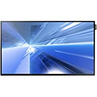 Samsung DC32E - DC-E Series 32 Direct-Lit LED Monitor for Business - 32 LCD - 1920 x 1080 - Direct LED - 350 Nit - 1080p - HDMI - USB - DVI - SerialEthernet (Certified Refurbished)