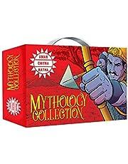 Amar Chitra Katha: The Complete Mythology Collection (Set of 73 Titles) (2008-05-04) [Paperback]