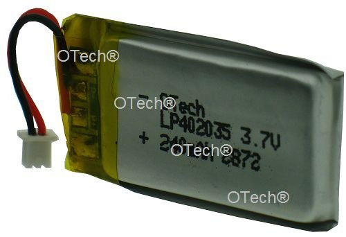 Otech Battery casque sans fil for PLANTRONICS CS50-USB