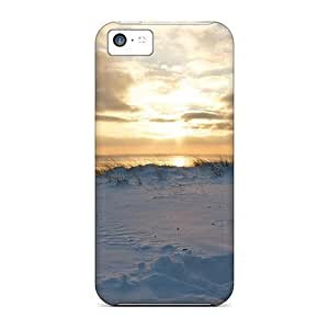 For Iphone Cases, High Quality Skovmose Sunset For Iphone 5c Covers Cases