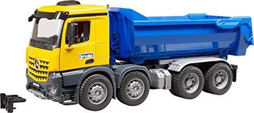 BRUDER - 03623 - Camion benne MB Arocs