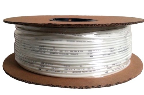 - ATP IMBIBE NSF 61 Polyethylene Plastic Tubing, White, 1/4
