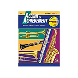 ;HOT; Accent On Achievement - Trombone - Book 1 - Bk+CD. Mitch extiende Estudio destined areas barrio James