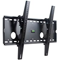 VideoSecu Black Tilt Wall Mount Bracket for most SAMSUNG flat panel plasma LCD TV 37 40 46 52 55 58 60 65 70 75 C83