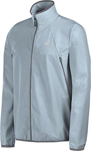 (ASICS Men's Lightweight Woven Jacket, Arona, Large)