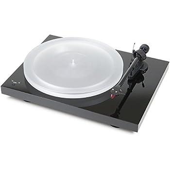 Amazon.com: Pro-Ject Debut Recordmaster Walnut Turntable ...
