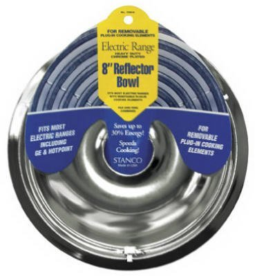 electric stove reflector bowl - 8